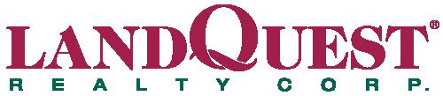 Landquest logo tag